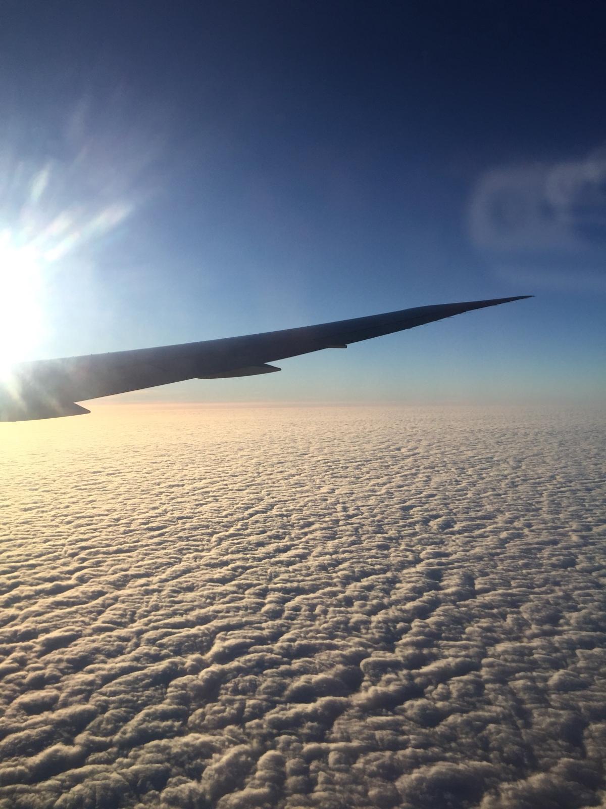 Travelling to NewYork