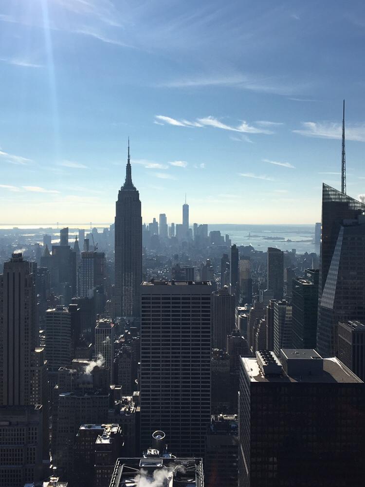 Rockefeller Center's Top Of TheRock