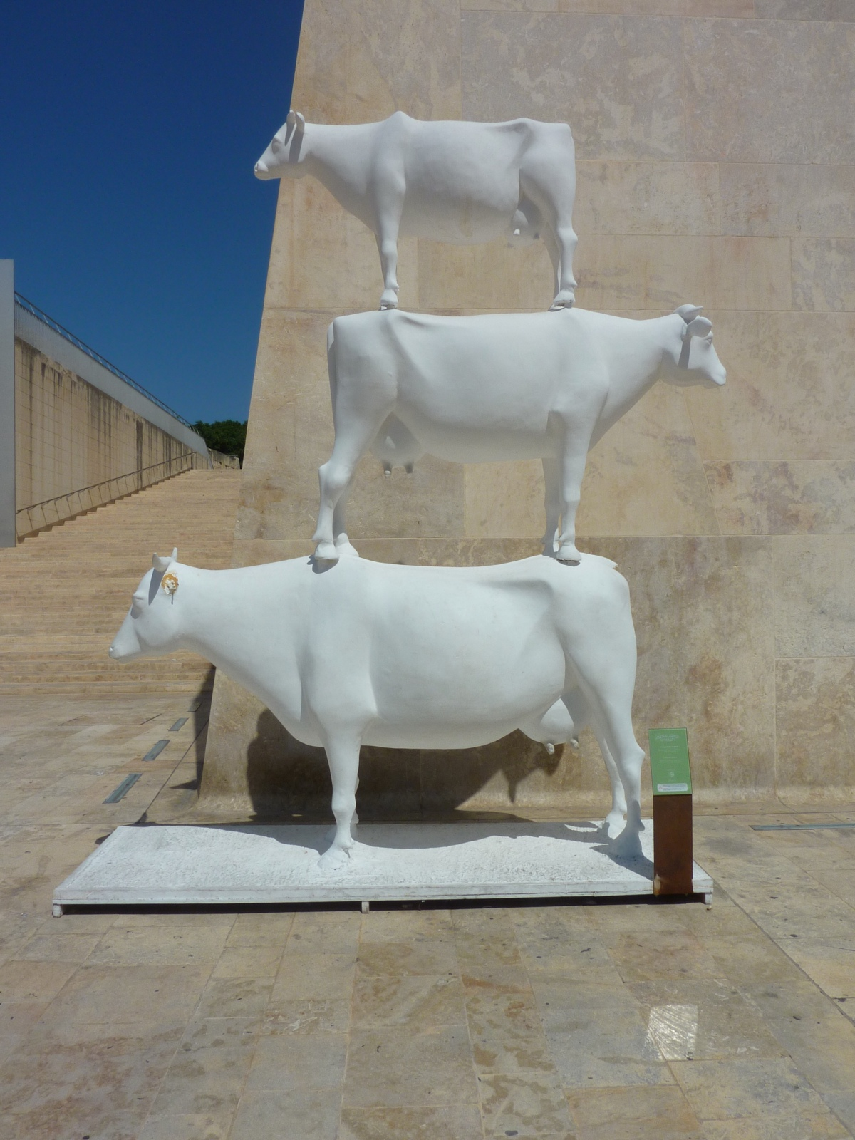 Art installation celebrating Malteseproverbs