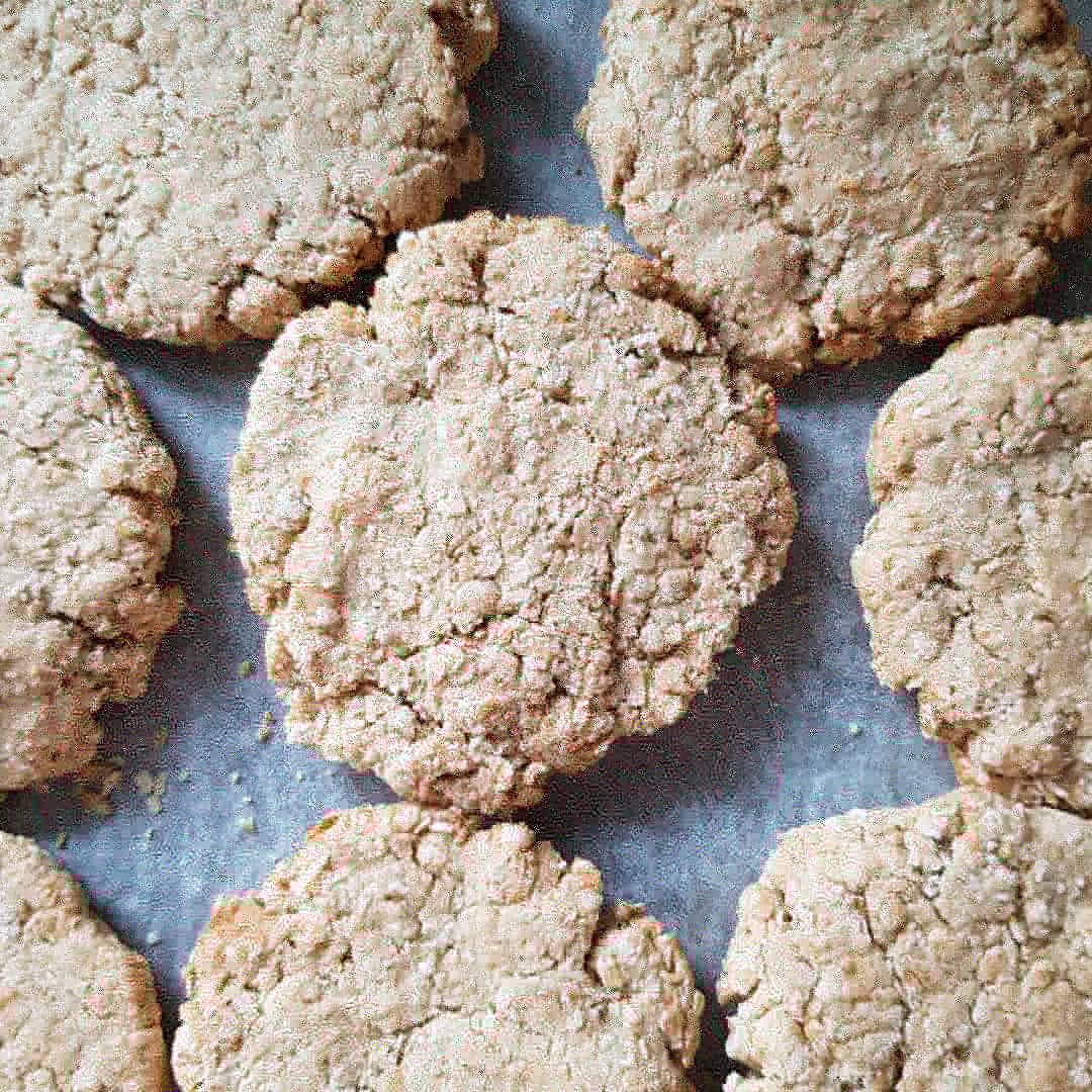 Oaty Breakfast Biscuits